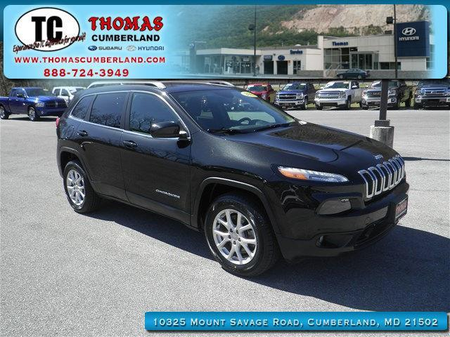 2015 jeep cherokee latitude 4x4 latitude 4dr suv for sale in cumberland maryland classified. Black Bedroom Furniture Sets. Home Design Ideas