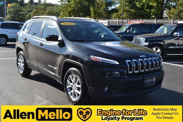 2015 jeep cherokee latitude 4x4 latitude 4dr suv for sale in nashua new hampshire classified. Black Bedroom Furniture Sets. Home Design Ideas