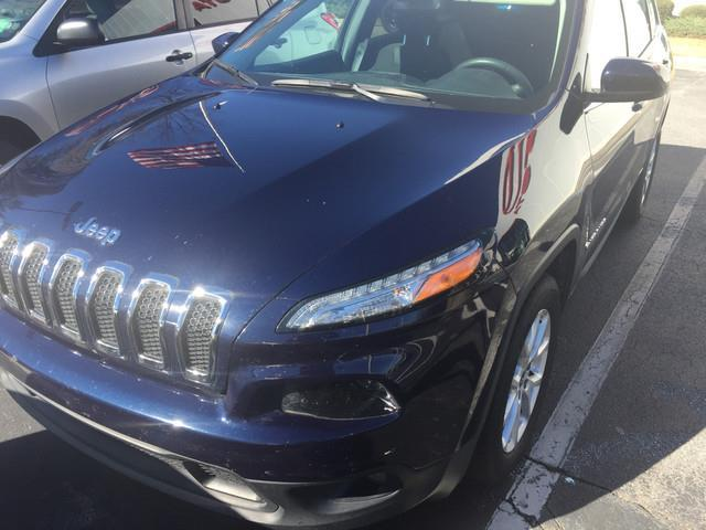 2015 Jeep Cherokee Latitude Latitude 4dr SUV