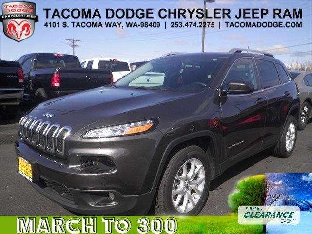 2015 jeep cherokee latitude latitude 4dr suv for sale in tacoma washington classified. Black Bedroom Furniture Sets. Home Design Ideas
