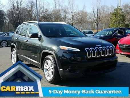 2015 Jeep Cherokee Sport Sport 4dr SUV for Sale in Hickory ...