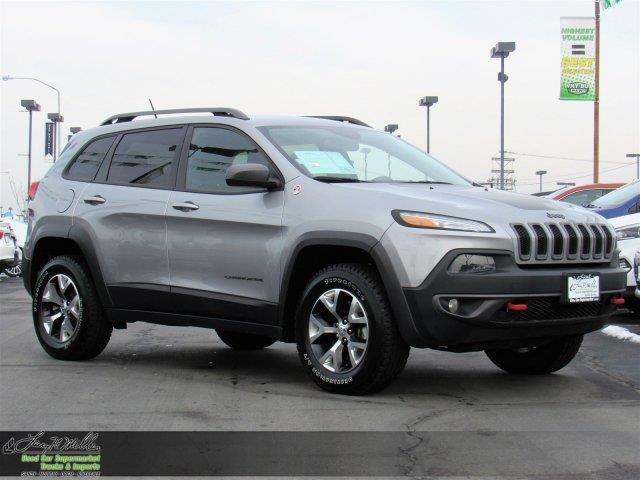 2015 jeep cherokee trailhawk 4x4 trailhawk 4dr suv for sale in salt lake city utah classified. Black Bedroom Furniture Sets. Home Design Ideas