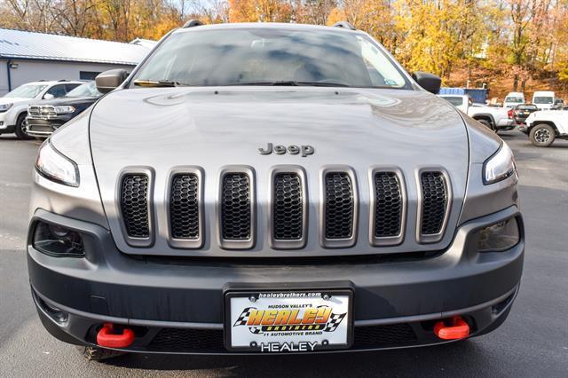 2015 Jeep Cherokee Trailhawk 4x4 Trailhawk 4dr SUV