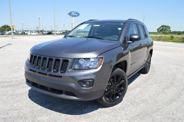 2015 jeep compass altitude edition 4dr suv for sale in arcadia florida classified. Black Bedroom Furniture Sets. Home Design Ideas