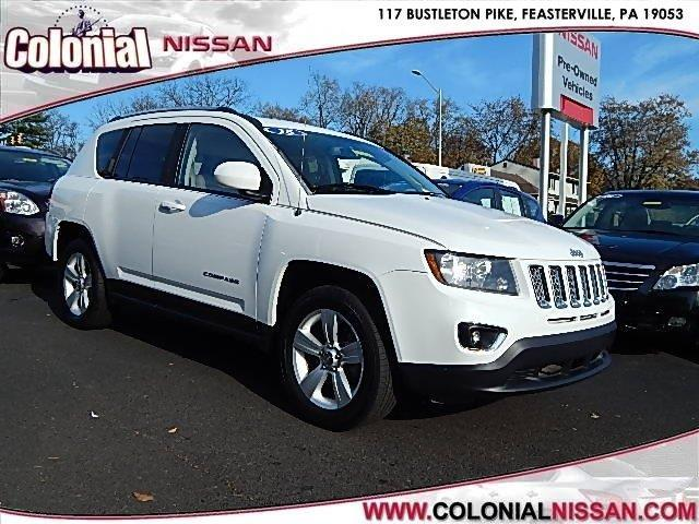 2015 Jeep Compass High Altitude Edition 4x4 High