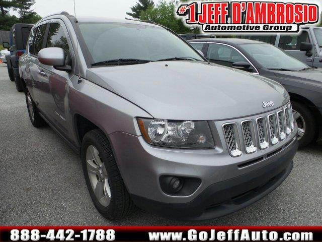 2015 jeep compass latitude 4x4 latitude 4dr suv for sale in downingtown pennsylvania classified. Black Bedroom Furniture Sets. Home Design Ideas