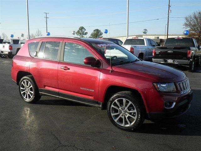 2015 Jeep Compass Limited Limited 4dr SUV