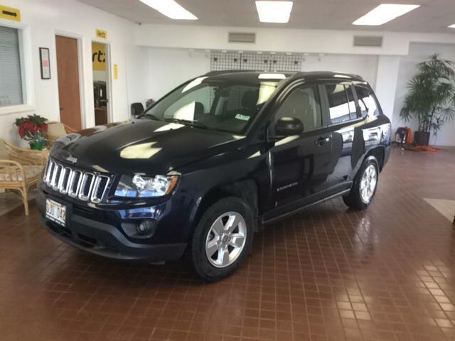 2015 Jeep Compass Sport Sport 4dr SUV
