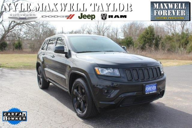 2015 jeep grand cherokee altitude 4x2 altitude 4dr suv for sale in frame switch texas. Black Bedroom Furniture Sets. Home Design Ideas