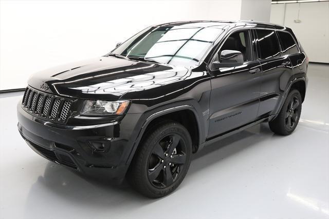 2015 jeep grand cherokee altitude 4x4 altitude 4dr suv for sale in dallas texas classified. Black Bedroom Furniture Sets. Home Design Ideas
