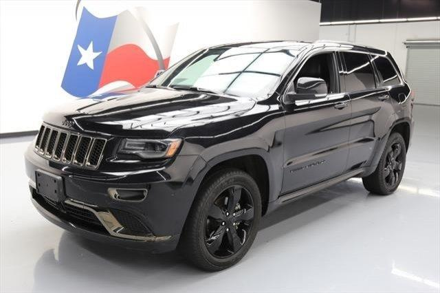 2015 jeep grand cherokee high altitude 4x4 high altitude 4dr suv for sale in houston texas. Black Bedroom Furniture Sets. Home Design Ideas