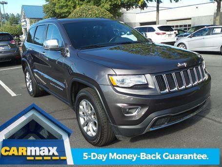 2015 Jeep Grand Cherokee Limited 4x2 Limited 4dr SUV