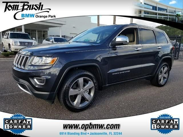 2015 jeep grand cherokee limited 4x2 limited 4dr suv for sale in jacksonville florida. Black Bedroom Furniture Sets. Home Design Ideas