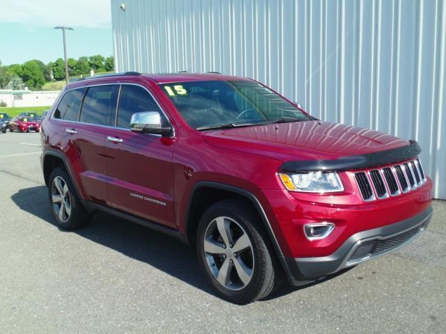 2015 jeep grand cherokee limited 4x4 limited 4dr suv for sale in reading pennsylvania. Black Bedroom Furniture Sets. Home Design Ideas