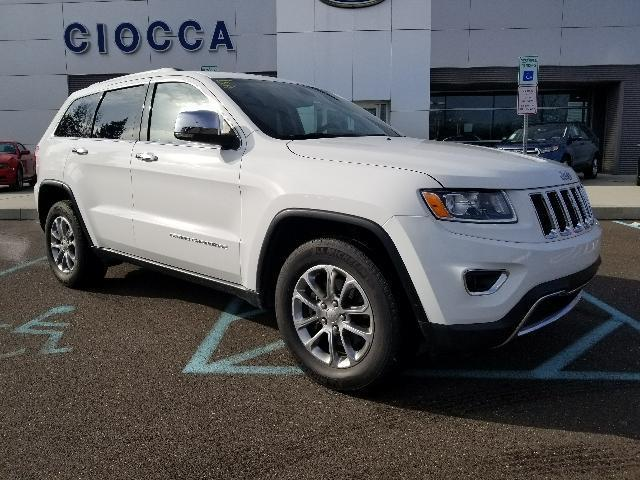 2015 Jeep Grand Cherokee Limited 4x4 Limited 4dr SUV
