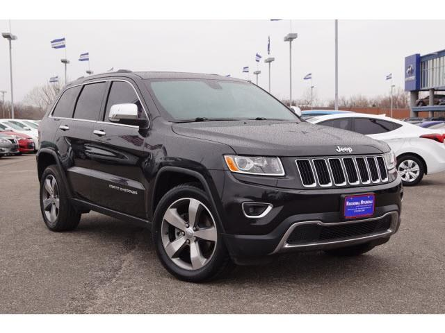 2015 jeep grand cherokee limited 4x4 limited 4dr suv for sale in broken arrow oklahoma. Black Bedroom Furniture Sets. Home Design Ideas