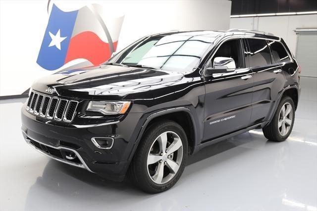 2015 jeep grand cherokee overland 4x2 overland 4dr suv for sale in houston texas classified. Black Bedroom Furniture Sets. Home Design Ideas
