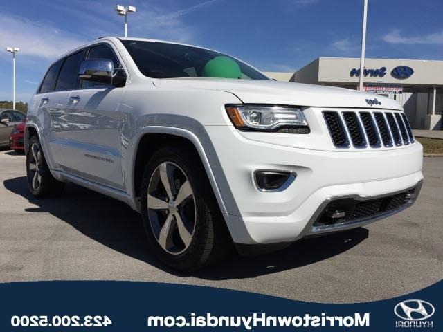 2015 jeep grand cherokee overland 4x4 overland 4dr suv for sale in morristown tennessee. Black Bedroom Furniture Sets. Home Design Ideas