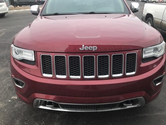 2015 jeep grand cherokee overland 4x4 overland 4dr suv for sale in ponca city oklahoma. Black Bedroom Furniture Sets. Home Design Ideas