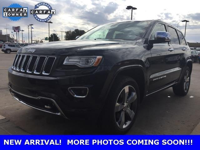 2015 jeep grand cherokee overland 4x4 overland 4dr suv for sale in oklahoma city oklahoma. Black Bedroom Furniture Sets. Home Design Ideas