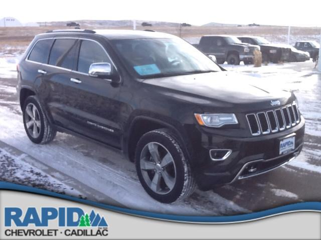 2015 jeep grand cherokee overland 4x4 overland 4dr suv for sale in jolly acres south dakota. Black Bedroom Furniture Sets. Home Design Ideas
