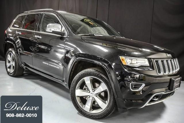2015 jeep grand cherokee overland 4x4 overland 4dr suv for sale in linden new jersey classified. Black Bedroom Furniture Sets. Home Design Ideas