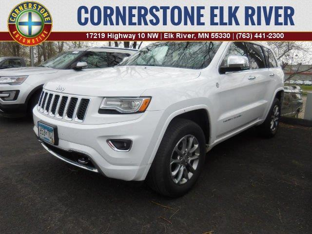 2015 jeep grand cherokee overland 4x4 overland 4dr suv for sale in otsego minnesota classified. Black Bedroom Furniture Sets. Home Design Ideas