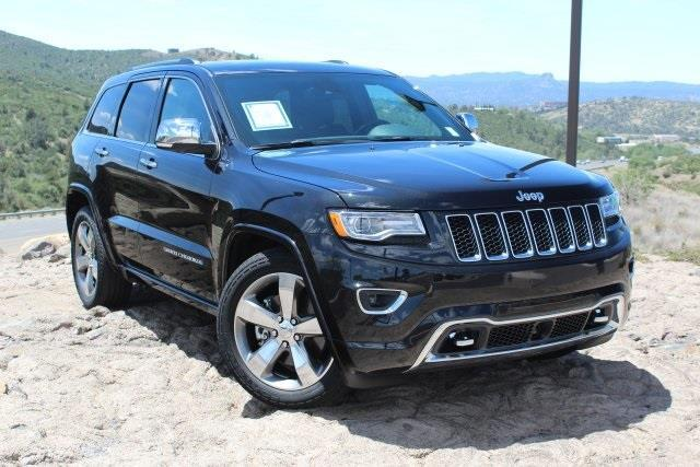 2015 jeep grand cherokee overland 4x4 overland 4dr suv for sale in prescott arizona classified. Black Bedroom Furniture Sets. Home Design Ideas