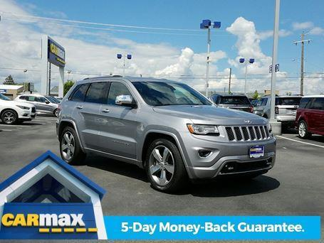 2015 jeep grand cherokee overland 4x4 overland 4dr suv for sale in spokane washington. Black Bedroom Furniture Sets. Home Design Ideas