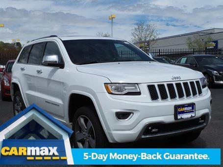 2015 jeep grand cherokee overland 4x4 overland 4dr suv for sale in colorado springs colorado. Black Bedroom Furniture Sets. Home Design Ideas