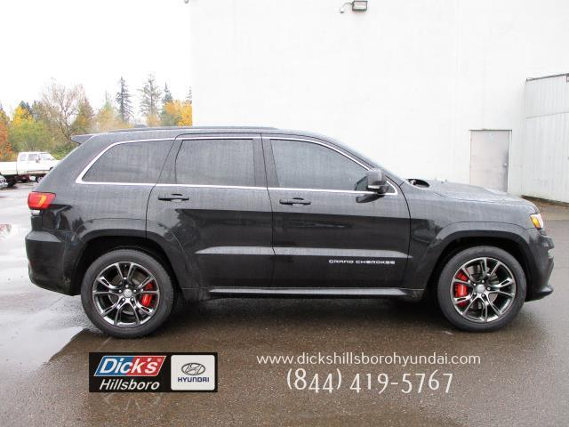 2015 Jeep Grand Cherokee SRT 4x4 SRT 4dr SUV