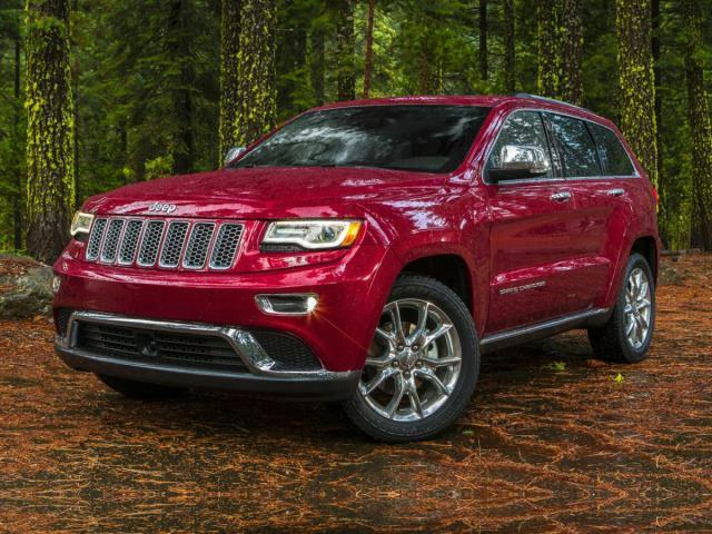 2015 Jeep Grand Cherokee Summit 4x4 Summit 4dr SUV