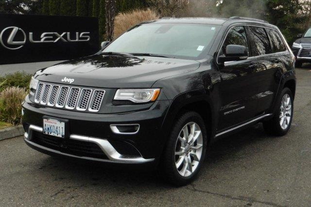 2015 jeep grand cherokee summit 4x4 summit 4dr suv for sale in tacoma washington classified. Black Bedroom Furniture Sets. Home Design Ideas