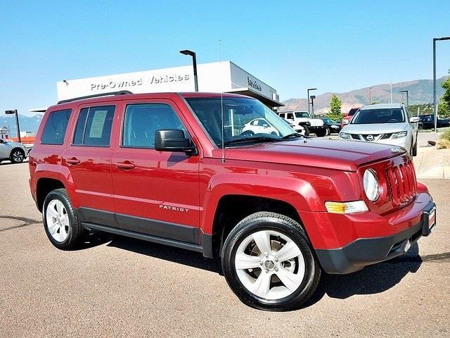 2015 jeep patriot latitude 4x4 specs