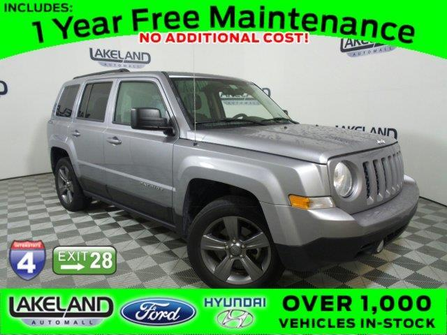 2015 Jeep Patriot Latitude Latitude 4dr SUV