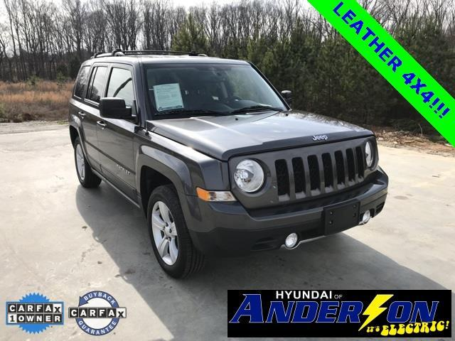 2015 Jeep Patriot Limited 4x4 Limited 4dr SUV