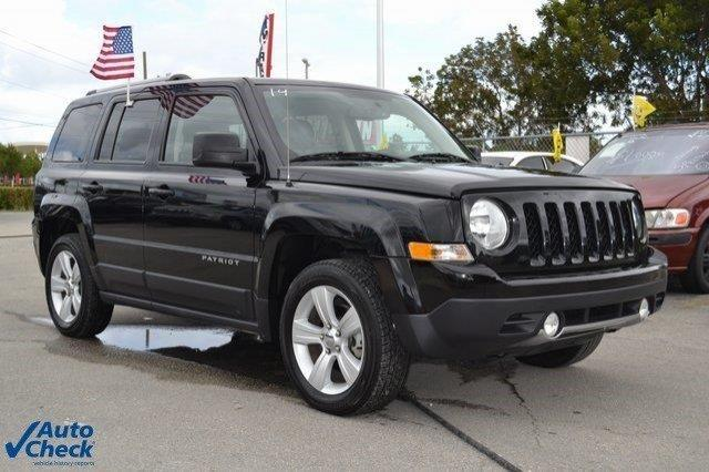 2015 Jeep Patriot Limited Limited 4dr SUV