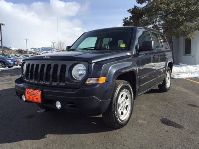 2015 Jeep Patriot Sport 4x4 Sport 4dr SUV