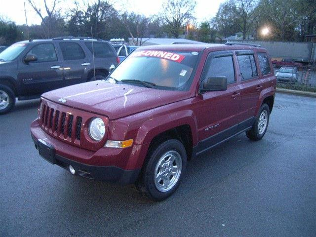 2015 jeep patriot sport 4x4 sport 4dr suv for sale in fort smith arkansas classified. Black Bedroom Furniture Sets. Home Design Ideas