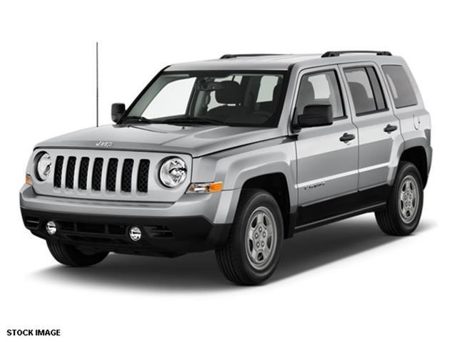 2015 Jeep Patriot Sport Sport 4dr SUV