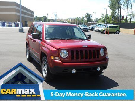 2015 Jeep Patriot Sport Sport 4dr SUV