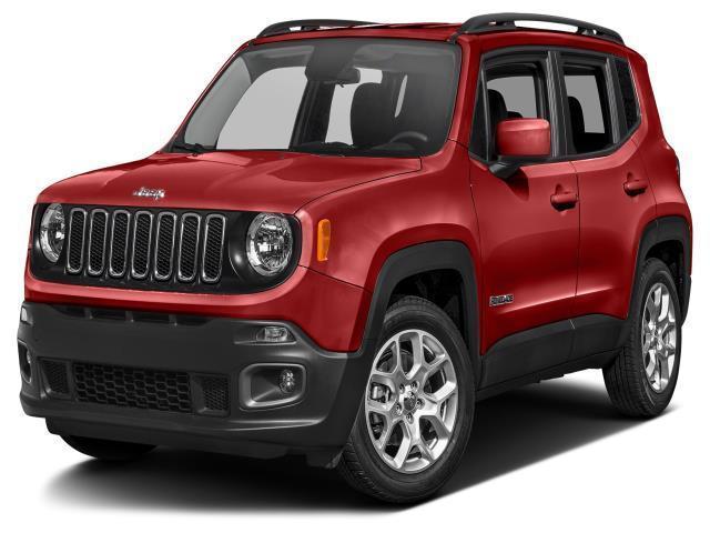 2015 Jeep Renegade Latitude 4x4 Latitude 4dr SUV