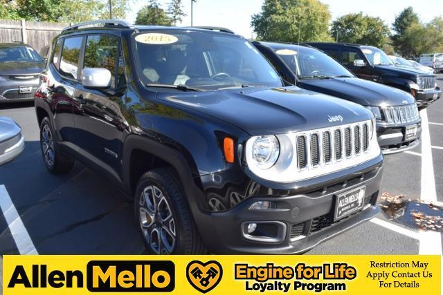 2015 jeep renegade limited 4x4 limited 4dr suv for sale in nashua new hampshire classified. Black Bedroom Furniture Sets. Home Design Ideas