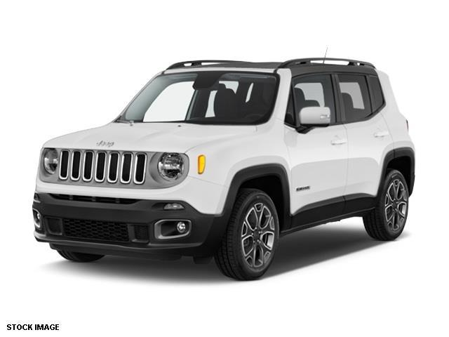 2015 Jeep Renegade Limited 4x4 Limited 4dr SUV