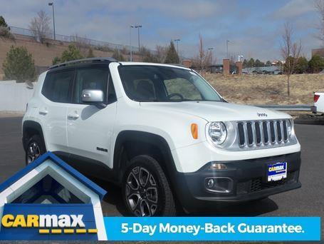 2015 jeep renegade limited 4x4 limited 4dr suv for sale in loveland colorado classified. Black Bedroom Furniture Sets. Home Design Ideas