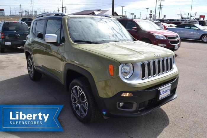 2015 jeep renegade limited 4x4 limited 4dr suv for sale in jolly acres south dakota classified. Black Bedroom Furniture Sets. Home Design Ideas