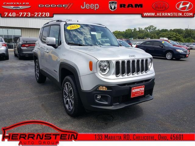 2015 jeep renegade limited 4x4 limited 4dr suv for sale in chillicothe ohio classified. Black Bedroom Furniture Sets. Home Design Ideas