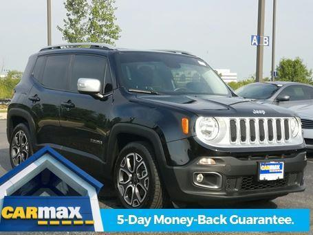 2015 Jeep Renegade Limited Limited 4dr SUV