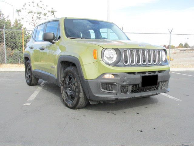 2015 Jeep Renegade Sport Sport 4dr Suv For Sale In