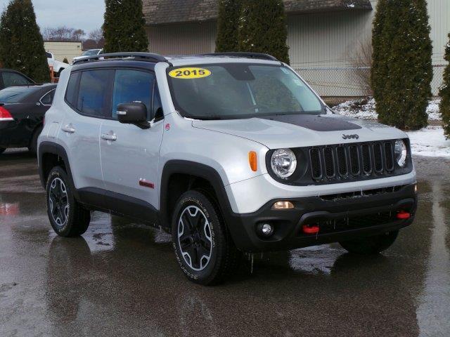 2015 jeep renegade trailhawk 4x4 trailhawk 4dr suv for sale in meskegon michigan classified. Black Bedroom Furniture Sets. Home Design Ideas
